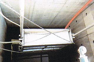 膜分離槽(中空糸膜)